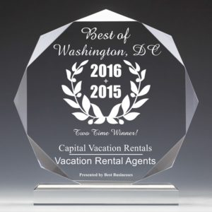 best of capital vacation rentals